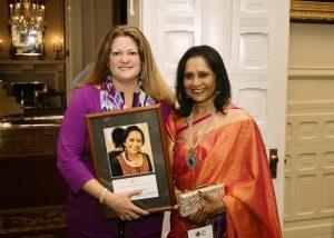 For May 23 Awards link -Sec_Hamilton_Asha_Bala_(PCLinda Fox_DNCR-NC Arts Council)